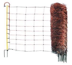 Schapennet  50 m / 90 cm dubbelpunt schaap