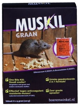 Muskil pasta FLUO-NP (5x10g)