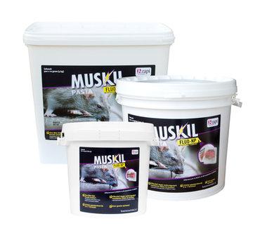 Muskil Pasta FLUO-NP Rat & Muis