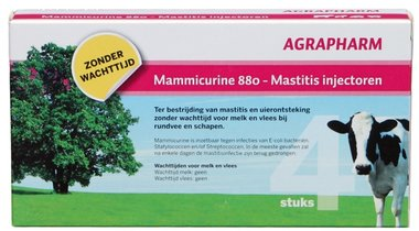 Mammicurine 4 injectoren
