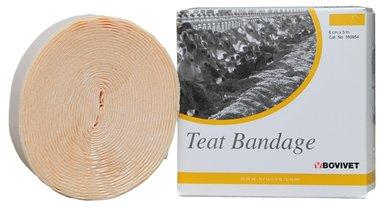Bandage voor Tepelverwonding