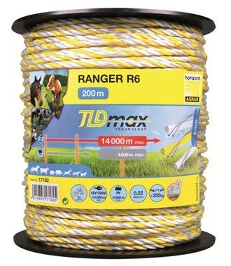 RANGER TLDmax R6, 200m
