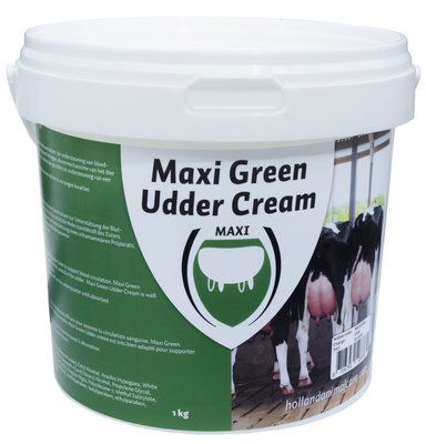 Maxi Green Udder & Skin Cream
