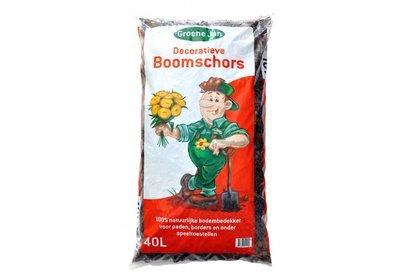 Groene Jan Boomschors  40L