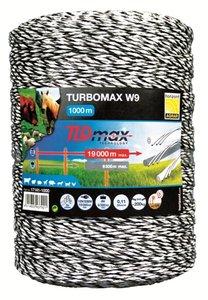 Draad TURBOMAX TLDmax W9, 1000m