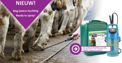 Intra Hoof-fit Spray 10 liter